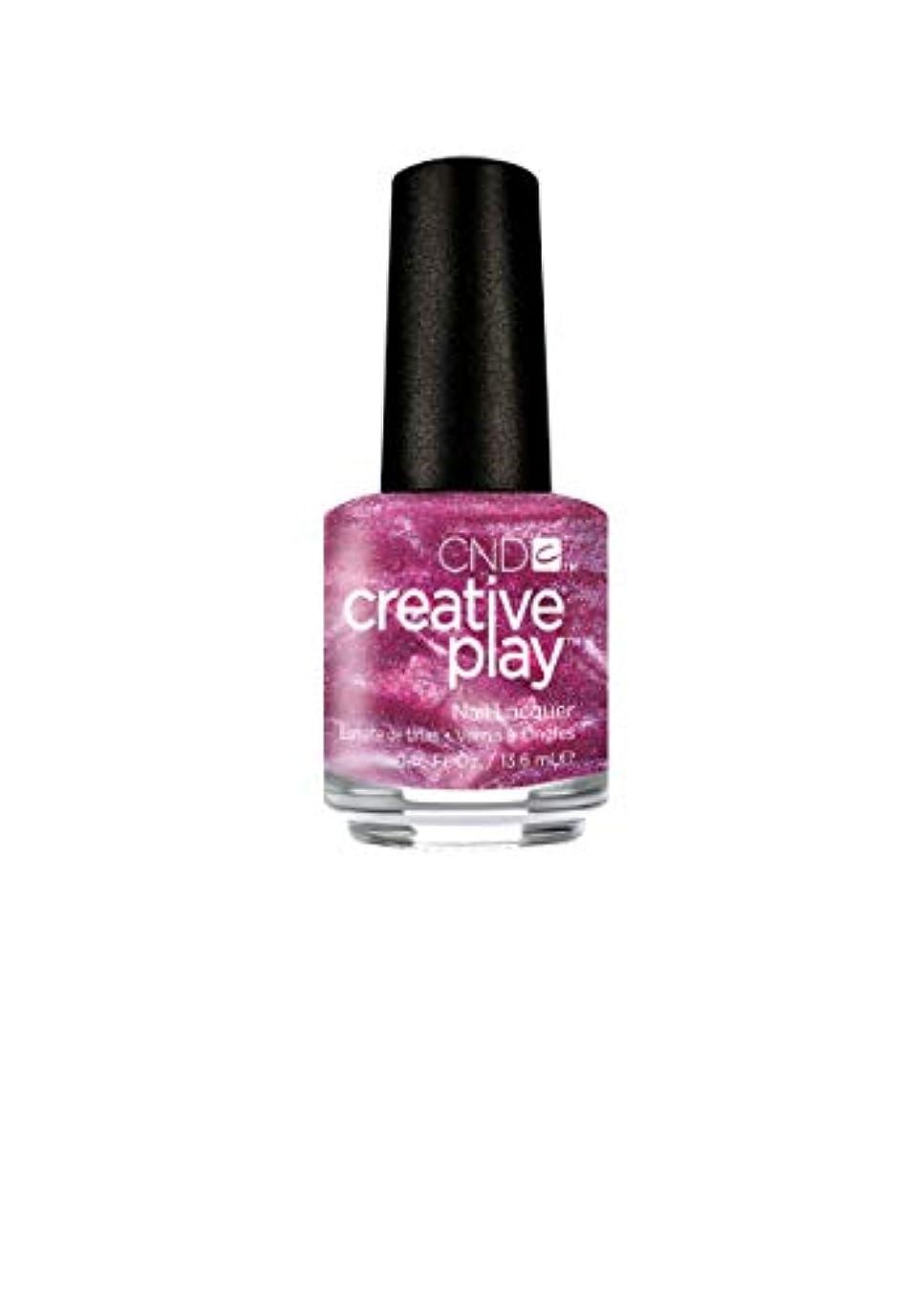 人工一致する削るCND Creative Play Lacquer - Pinkidescent - 0.46oz / 13.6ml