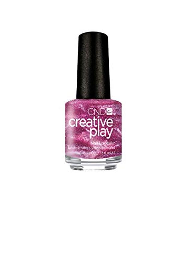 欺く縫うあるCND Creative Play Lacquer - Pinkidescent - 0.46oz / 13.6ml