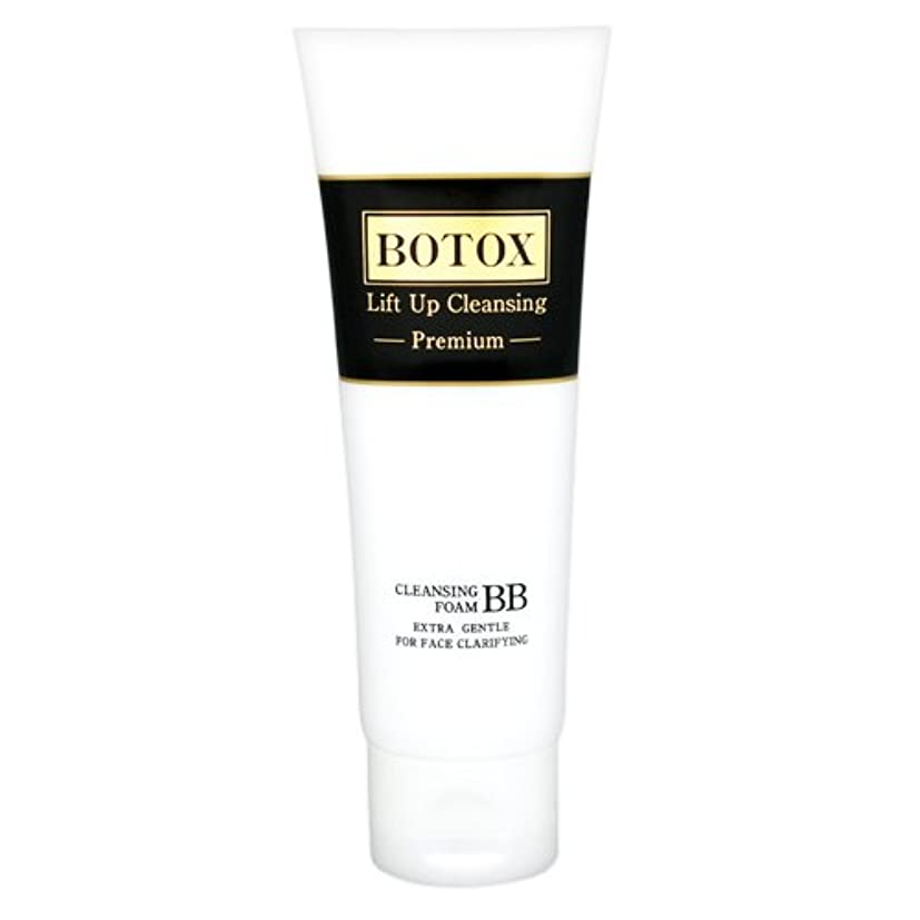 条件付きグリーンバック膨らみB&S ボトックス BB 洗顔フォーム (プレミアム) 100g [並行輸入品]