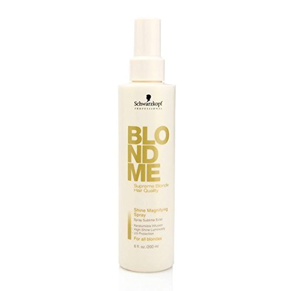 主張儀式クリップby Blondme SHINE MAGINYING SPARY 6 OZ by BLONDME