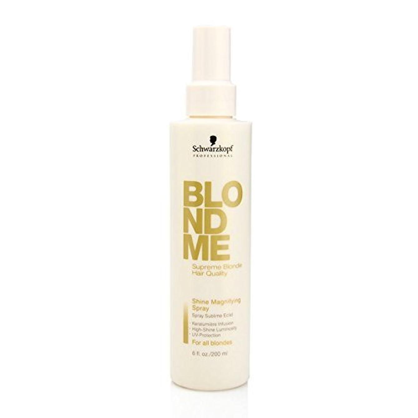 散歩に行く勃起パステルby Blondme SHINE MAGINYING SPARY 6 OZ by BLONDME