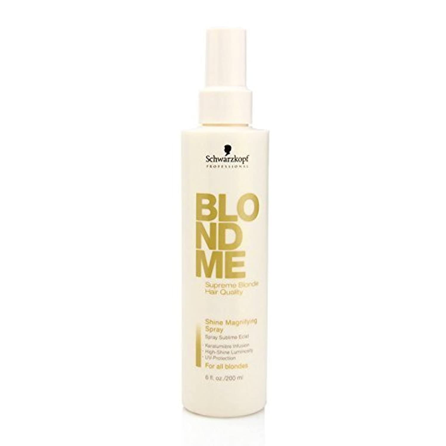 宴会対角線夜間by Blondme SHINE MAGINYING SPARY 6 OZ by BLONDME