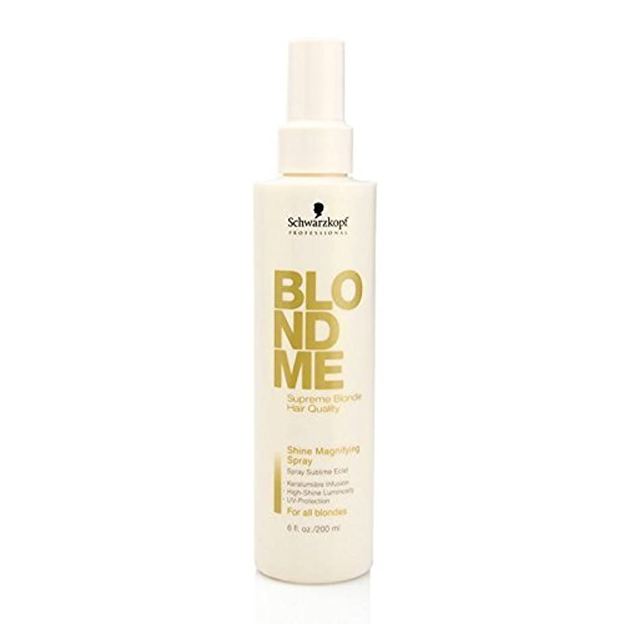 本を読むよく話される退化するby Blondme SHINE MAGINYING SPARY 6 OZ by BLONDME
