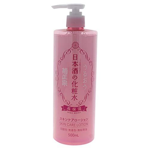 菊正宗 スキンケアローション ハイモイスト (日本酒の化粧水 高保湿)