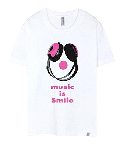 【 UN ANANAS 】 ユニセックス ミュージック スマイ...