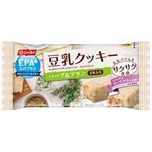 ニッスイ EPA+(エパプラス)豆乳クッキー サクサク食感 ハーブ&ブラン 27gx12個セット
