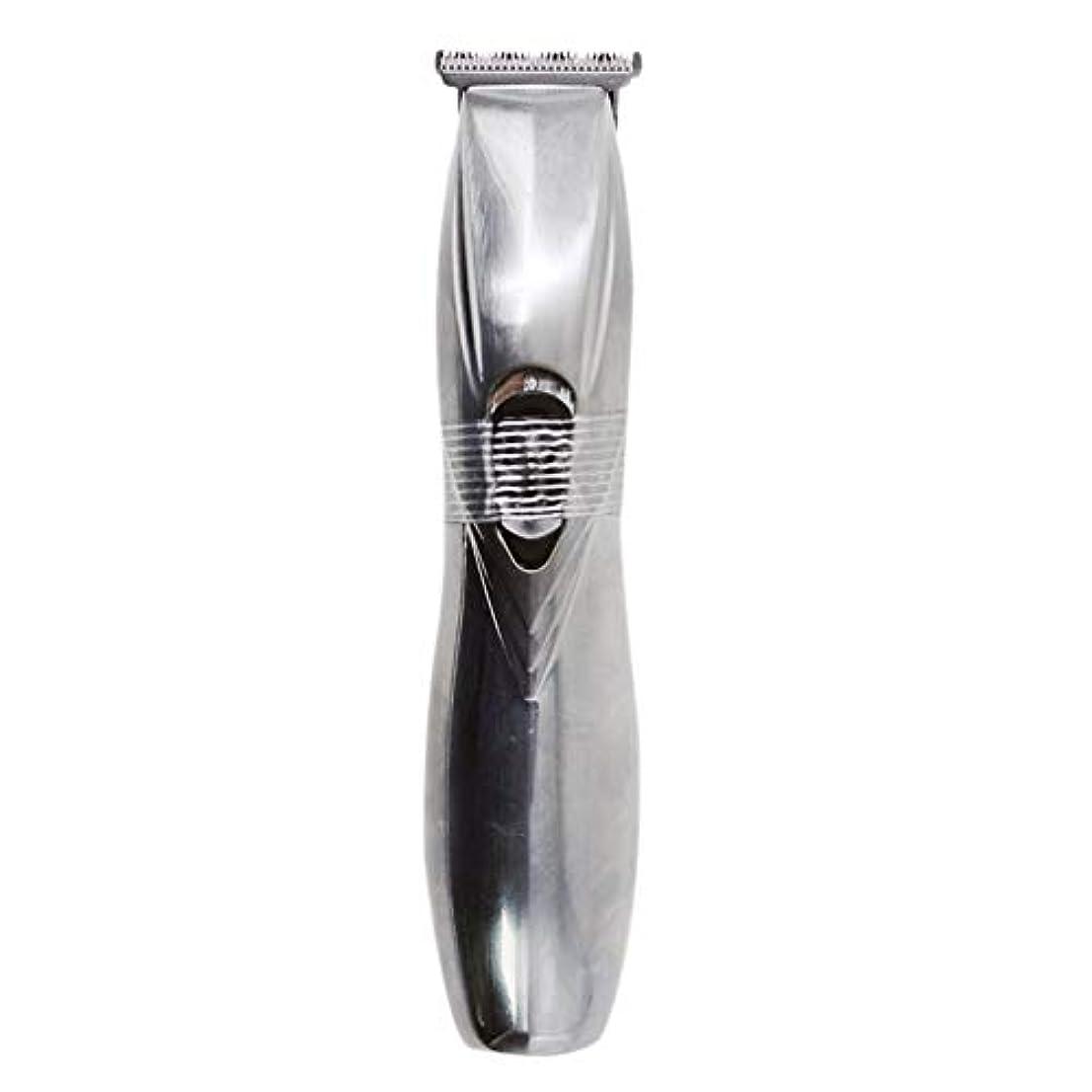 全く不屈折プロフェッショナル電動バリカンは、男性の髪トリマー用に新しくデザイン切断機は、マシン110-240V切削します