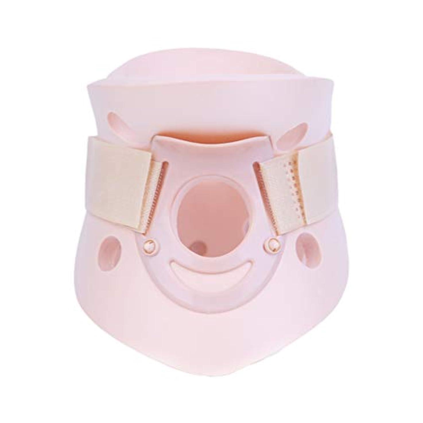 遠足睡眠理容師HEALLILY 首装具サポート頸部襟硬い首の痛みの軽減脊椎の首の健康管理首の痛みの軽減-サイズm