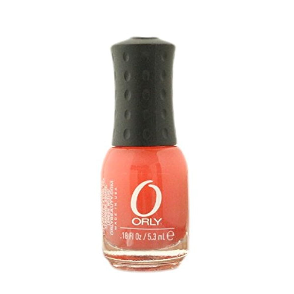 テクトニック名誉再生可能ORLY(オーリー)ネイルラッカーミニ 5.3ml ベアローズ#48205