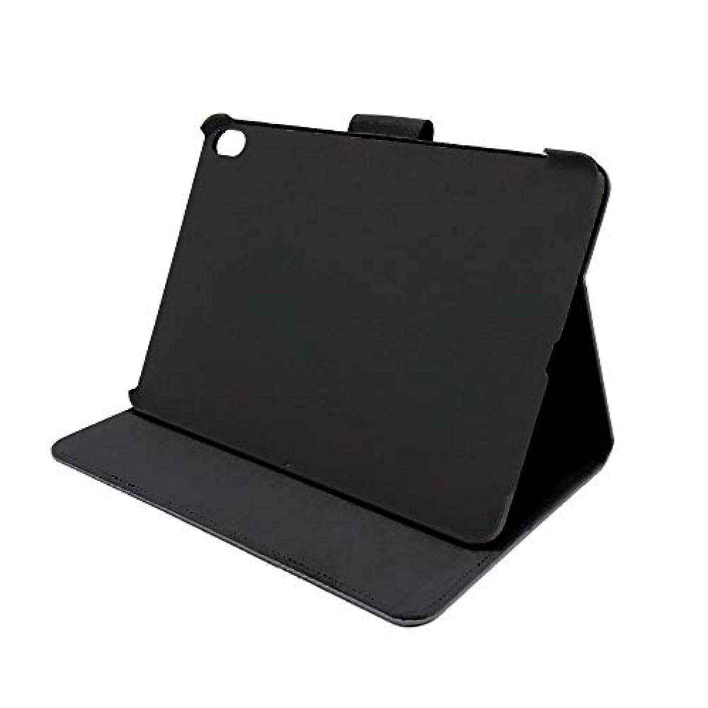 楽観提唱する調和Digio2 iPad Pro 11inch 2018 用 PUレザージャケット ブラック Z2548