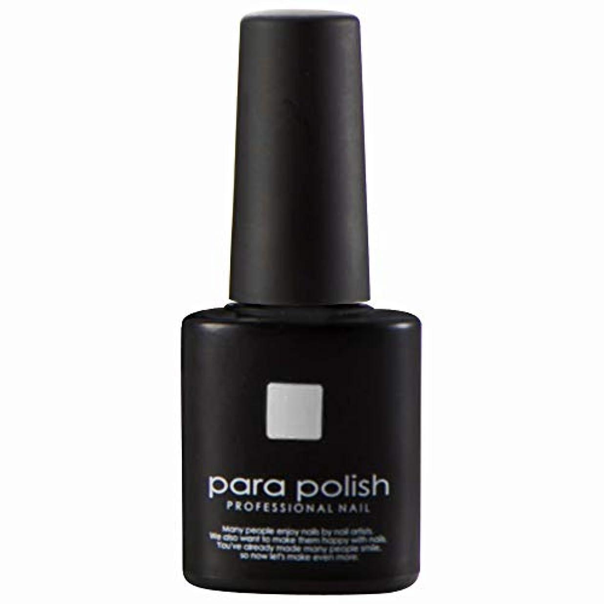 スクラッチブロックするアルコールパラジェル para polish(パラポリッシュ) カラージェル V2 レッド 7g
