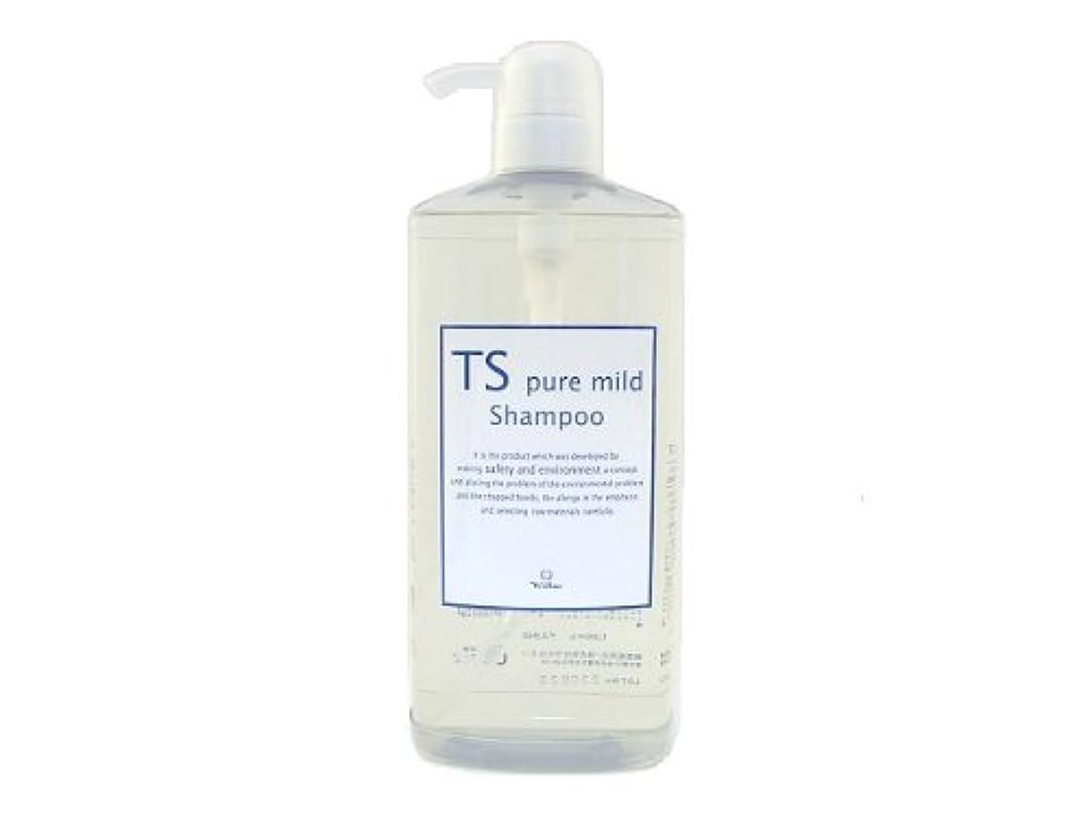 ルーキーグロー香水TSピュアマイルドシャンプー1L