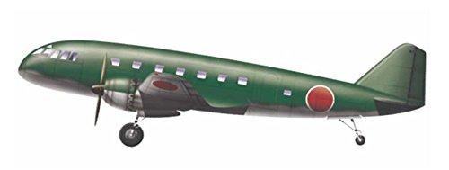 A&Wモデル 1/144 日本陸軍 三菱 キー97 双発輸送機 レジンキット 144070