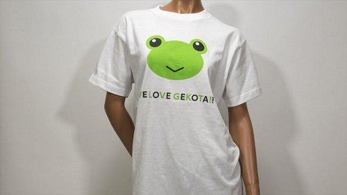 レールガン GEKOTA COLLECTION WE LOVE GEKOTA Tシャツ XLサイズ