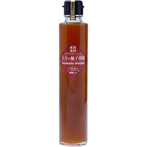 蔵工房 ノンオイルドレッシング 大分の柚子胡椒(200mL)