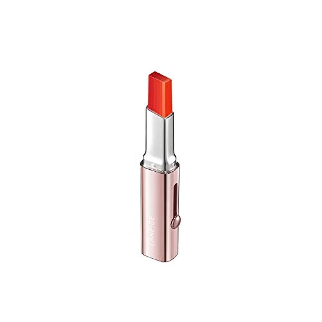 ライオンかんたんローブ【ラネージュ】階層リップバー(1.9G)/ Layering Lip Bar-6つのカラーでのグラデーションカラー演出 (#3 GELLRUSH RED)