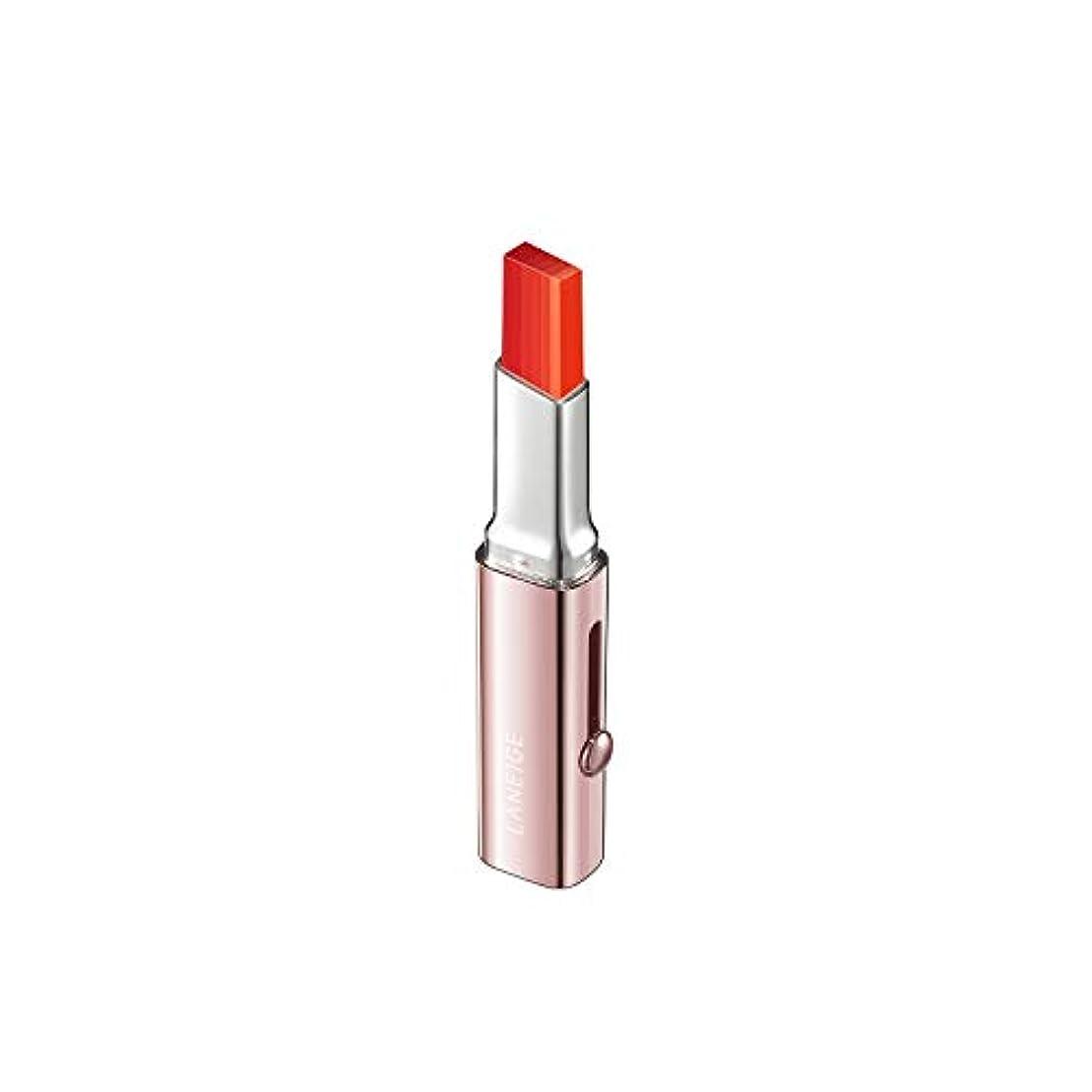 【ラネージュ】階層リップバー(1.9G)/ Layering Lip Bar-6つのカラーでのグラデーションカラー演出 (#3 GELLRUSH RED)