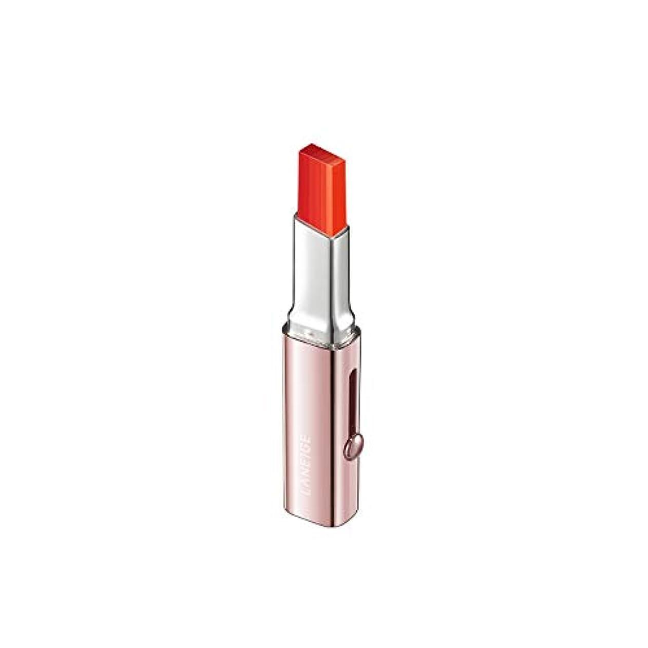 十年数字マエストロ【ラネージュ】階層リップバー(1.9G)/ Layering Lip Bar-6つのカラーでのグラデーションカラー演出 (#3 GELLRUSH RED)