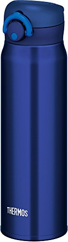 サーモス 水筒 真空断熱ケータイマグ 【ワンタッチオープンタイプ】 600ml ロイヤルブルー JNR-600 R-B