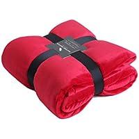 毛布の厚いフランネルブランケットシートサンゴカーペットブランケットソファブランケットナップブランケット冬のランチブレイク (色 : C)