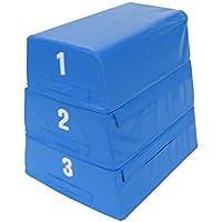保育学校教材 安心設計!セフティー跳箱 とび箱 日本製? 初めての練習向き!