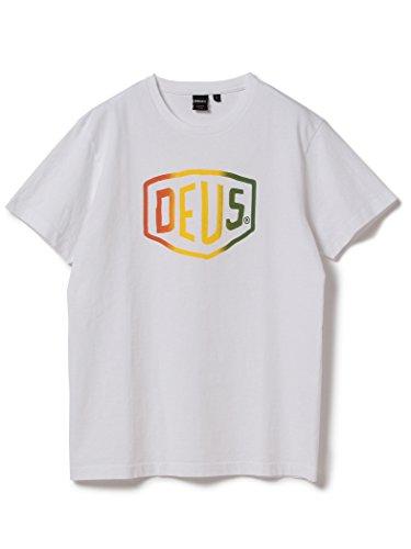 デウスエクスマキナ DEUS EX MACHINA/ビームス別注 SHIELD プリント Tシャツ BEAMS 24040151587 MEDIUM マルチカラー