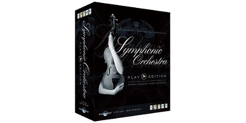 ◆EASTWEST EW/QL Symphonic Orchestra PLAY Edition Platinum Complete 『並行輸入品』 EW-178