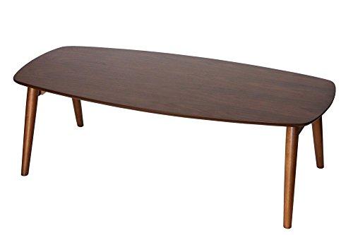 narumikk ローテーブル ビーンズ 幅110cm 27-311
