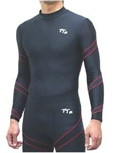 プロト(PLOT) TTRパワーバンドシャツ [L] 適用サイズ:胸囲96~104cm ブラック L TTR-50TL-01-L