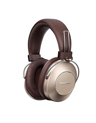 パイオニア Pioneer SE-MS9BN(G) Bluetoothヘッドホン 密閉型/ハイレゾ対応(コード接続時) ゴールド SE-MS9BN(G)国内正規品