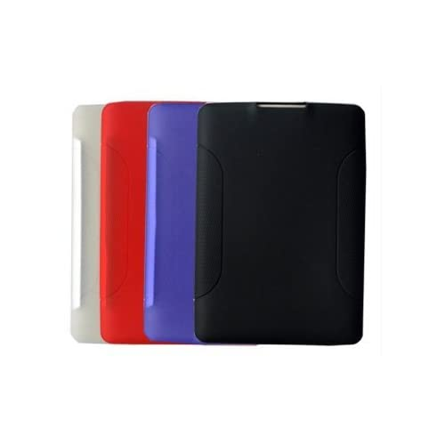 Kindle Paperwhite ソフト カバー ケース 軽量 (ブラック(単体))