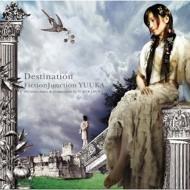 FictionJunction YUUKA「聖夜」の歌詞を収録したCDジャケット画像