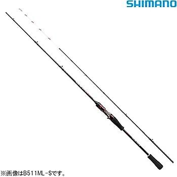シマノ(SHIMANO) 19 セフィア SS メタルスッテ ベイトモデル B511ML-S