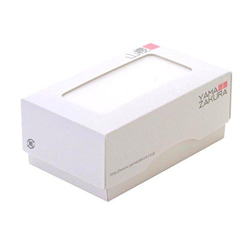 名刺用紙 山桜 本ケント 約0.38mm/枚 200枚(100枚×2箱)