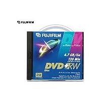 Fuji 4.7GB 2X DVD - RW (Discontinued by Manufacturer)