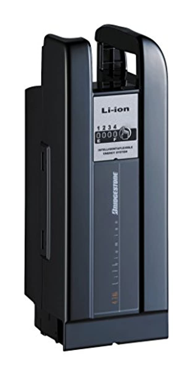 花輪とティームイライラするBRIDGESTONE(ブリヂストン) リチウムイオンバッテリー ブラック F895096BL LI6.6N.B