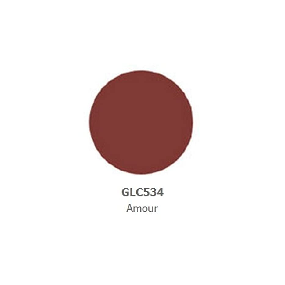 一節うっかりすごいLA GIRL Luxury Creme Lip Color - Amour (並行輸入品)