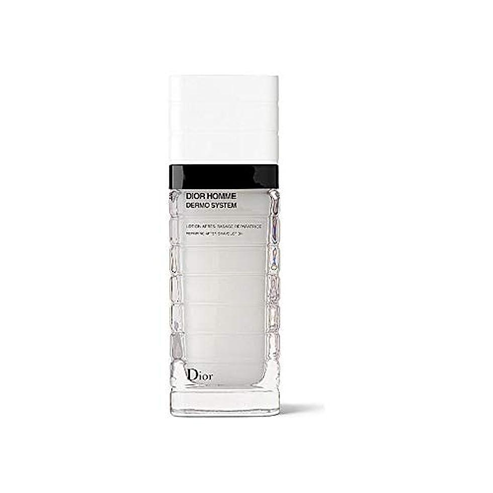 レインコートミッションマーク[Dior] ディオールの真皮システムなだめるようなローション100ミリリットル - Dior Dermo System Soothing Lotion 100ml [並行輸入品]