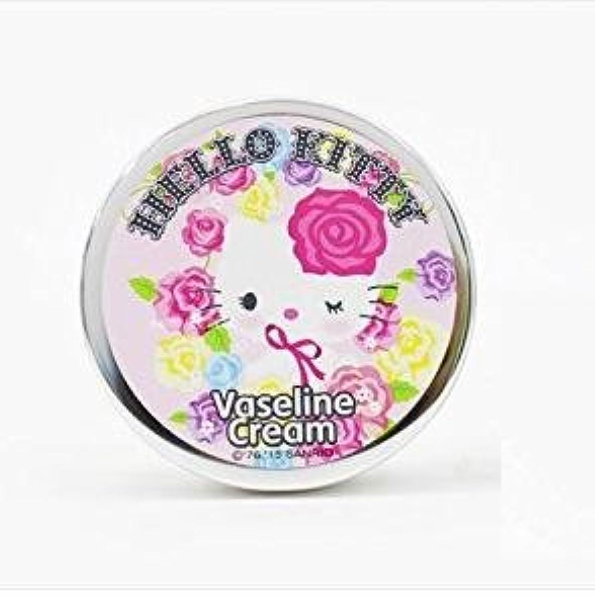 タップ突進シダHello Kitty x Vaseline cream 65g/ハローキティ × ワセリン クリーム 65g