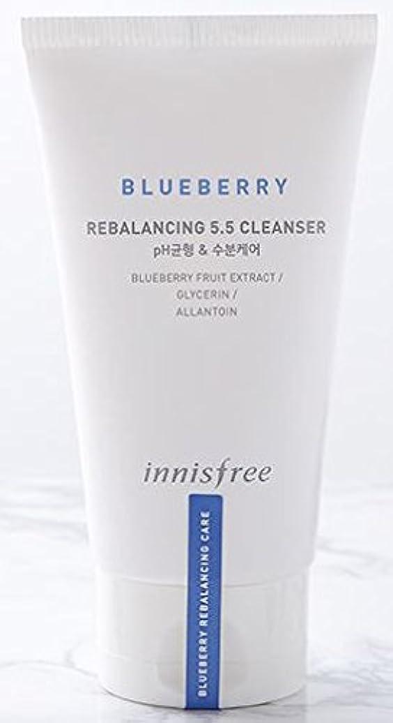 北データベース電話に出る[Innisfree] Blueberry Rebalancing 5.5 Cleanser 100ml [並行輸入品]