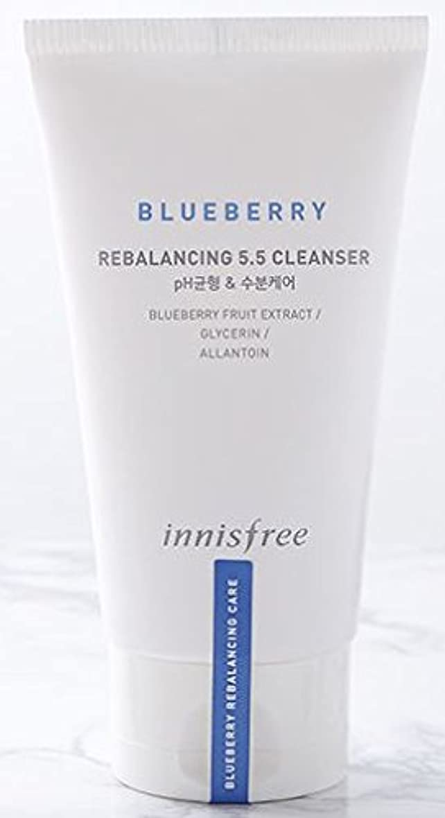 [Innisfree] Blueberry Rebalancing 5.5 Cleanser 100ml [並行輸入品]