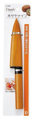 METAL) パール金属 i.touch 木ザヤナイフ C-3302