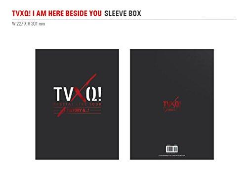 東方神起 TVXQ! SPECIAL LIVE TOUR T1STORY 'I AM HERE BESIDE YOU' PHOTOBOOK (韓国盤)