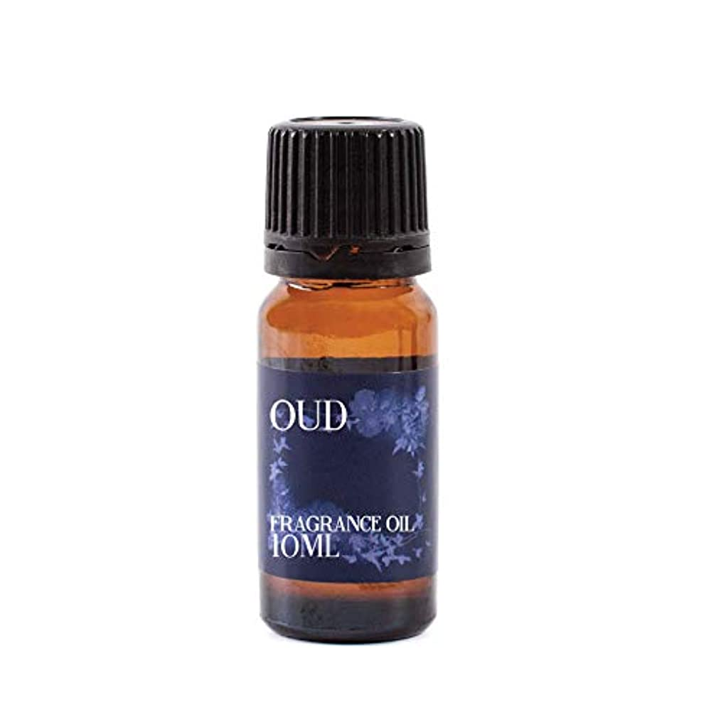 矢じり連続した広大なMystic Moments | Oud Fragrance Oil - 10ml
