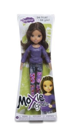 Moxie Girlz Doll Sophina ドール 人形 フィギュア(並行輸入)