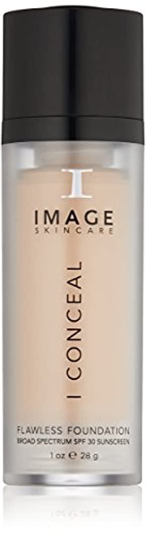 対立優先権機関I Conceal Flawless Foundation SPF 30 - Toffee