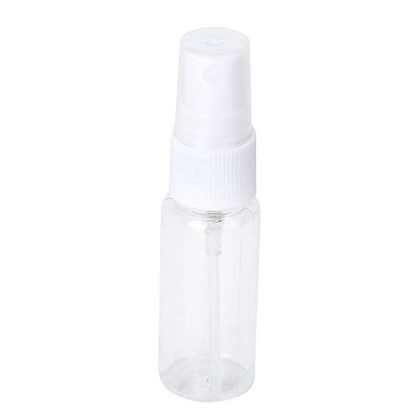 モチーフ合併振り子Beautyladys スプレーボトル 20ml 透明 空容器 空ボトル 環境保護の材料 PET素材 化粧水 詰替用ボトル 旅行用品 5本セット