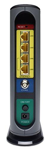 『MOTOROLA DOCSIS 3.1 Gig-Speedケーブルモデム、モデルMB8600、プラス32x8 DOCSIS 3.0。 Comcast Xfinity、Coxなどで承認済み』のトップ画像
