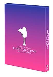 ルパン三世 ルパンVS複製人間 [4K ULTRA HD] [Blu-ray]