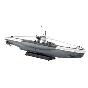 1/350 UボートTypeVIIC (05093)